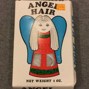 Vintage Angel Hair Spun Glass 1oz MIB 1970s?